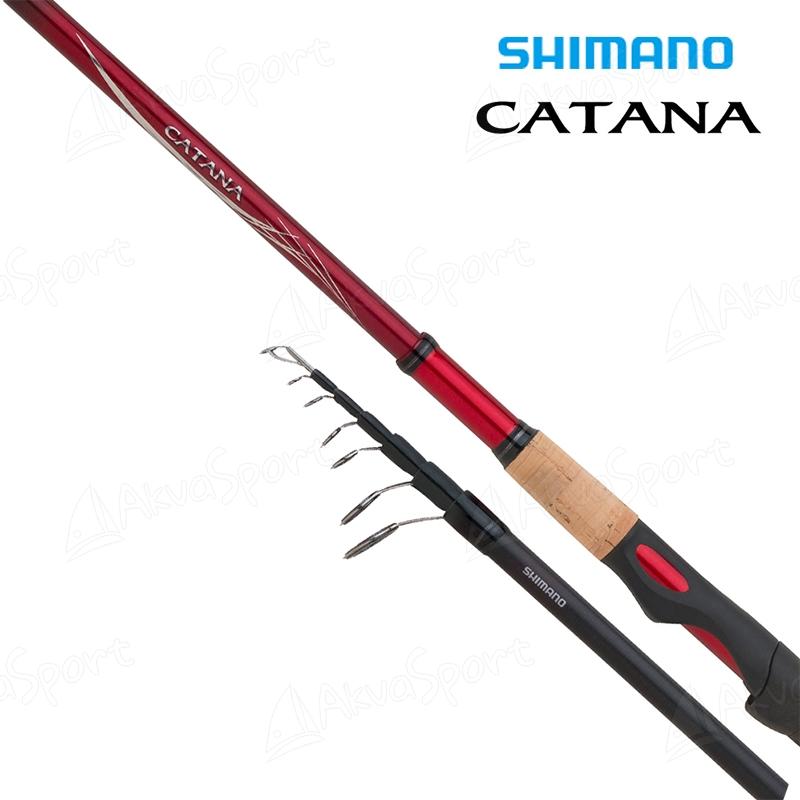 SHIMANO Catana EX Tele 240cm 10-30g