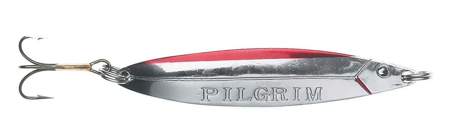 Hansen Pilgrim 7,8cm 18g Silver Red
