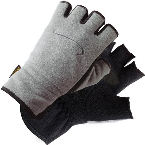 перчатки half finger gloves rapala